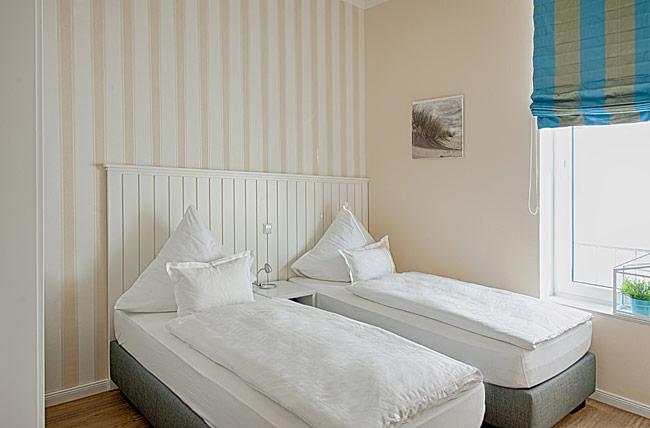 Schlafzimmer 2 - Ferienwohnung Gracia in der Villa Patricia auf ...